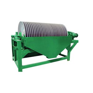 Low price high strength SBM disk magnetic separator in indonesia