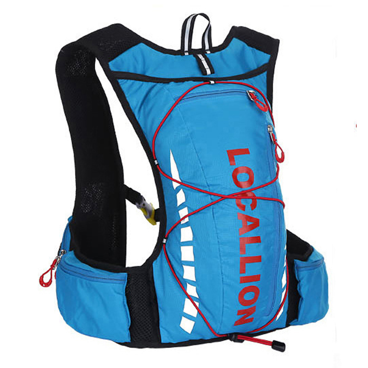 Hiking travel riding camel bag with 2L water bladder
