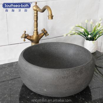 Bathroom Black Limestone Natural Stone