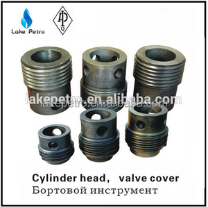 API 7K Mud pump part Cylider Head/Valve Cover