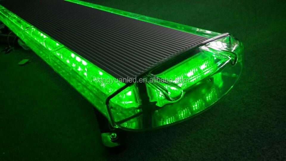56w Led Warning Light Bar Amber Led Lightbar,Green Led Light Bar ...