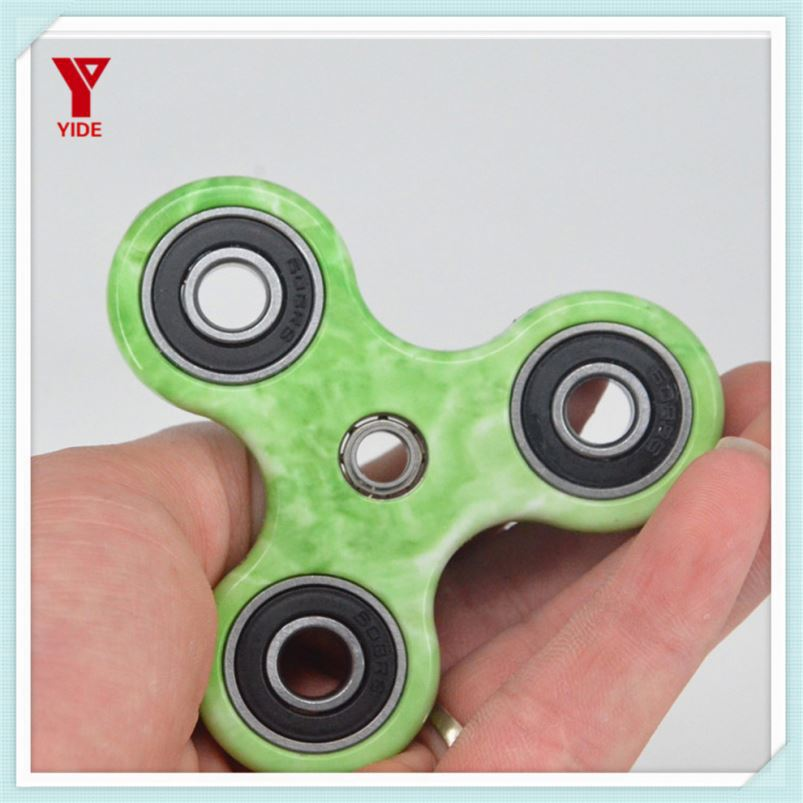 Custom OEM design Relieve Stress Fidget Toys EDC Metal Bearing Hand fidget Spinner