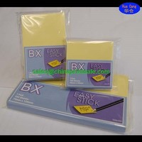 made in china carton logo design yellow sticky screen cleaner