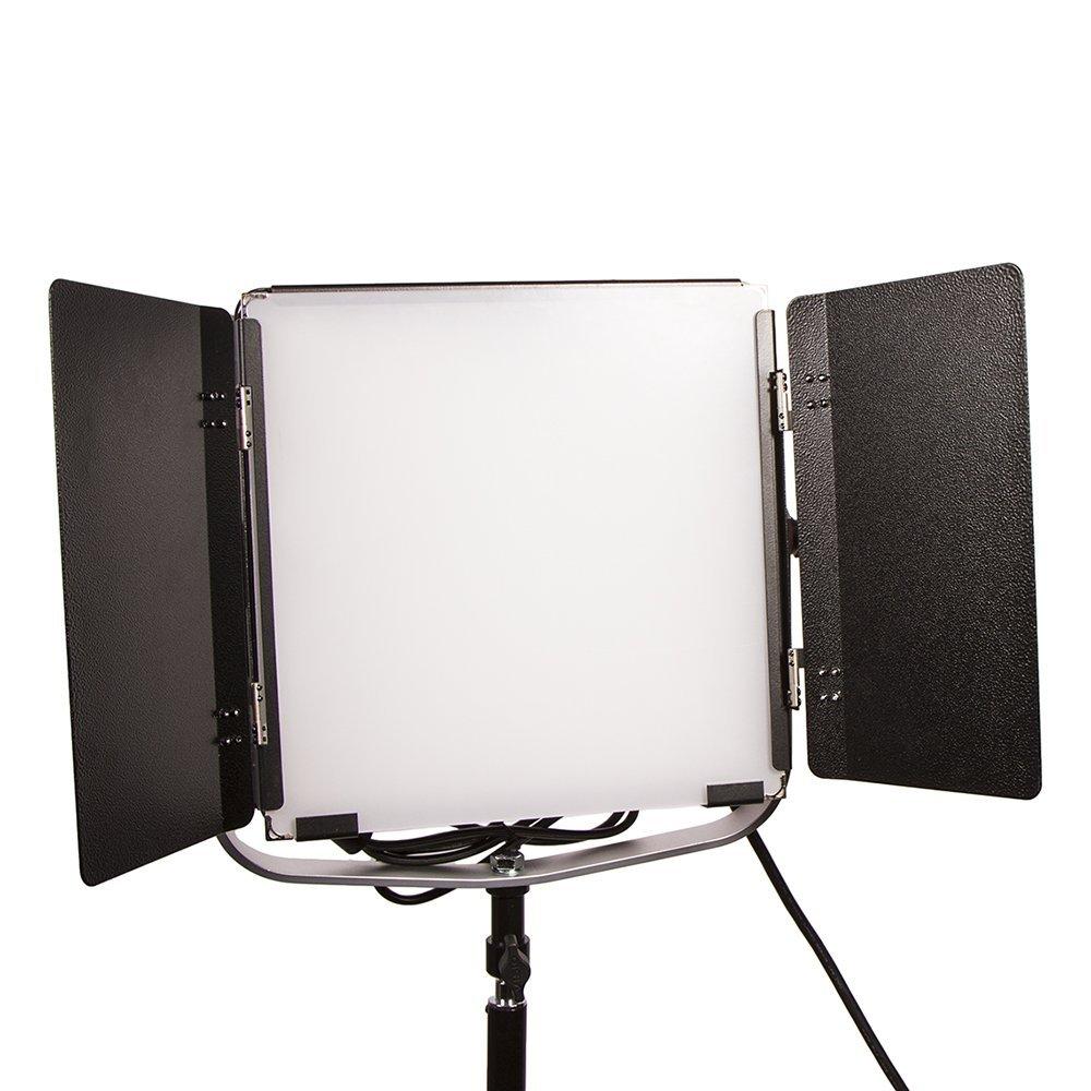 Ikan Multi-K XL Variable Color Temperature LED Studio Light (Black)