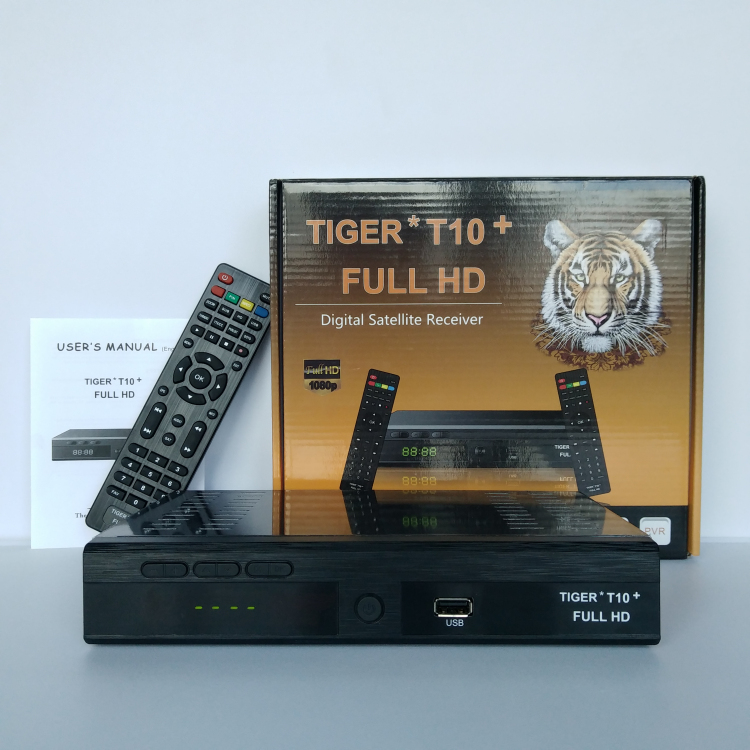 OEM Shenzhen Set Top Box HD Set Top Box DVB S2 with Chipset Montage CS6001