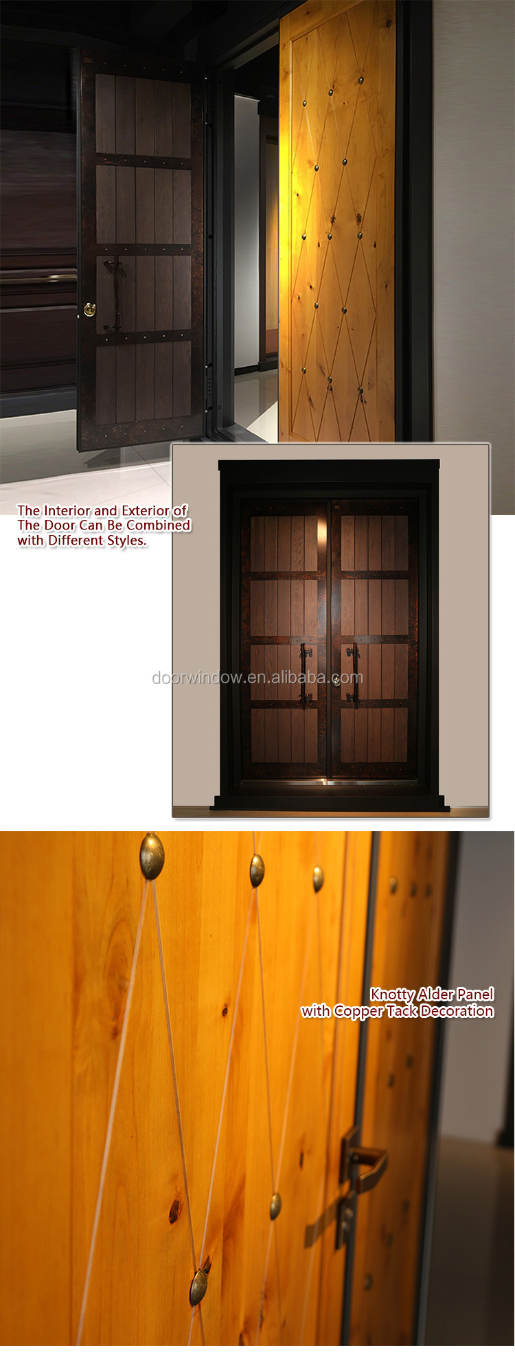 Chinese unique home designs security doors