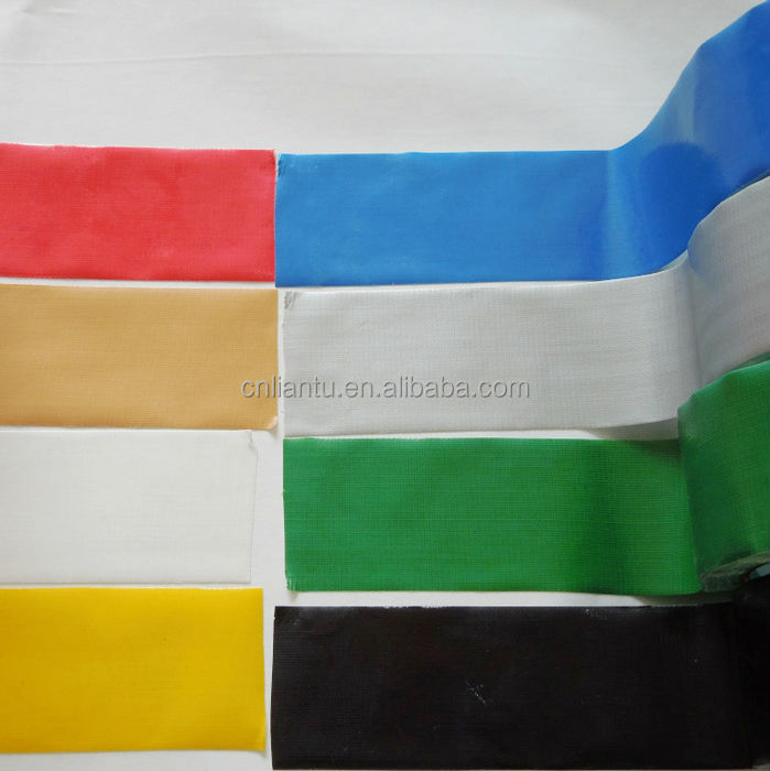 high quality fluorescent cloth tape