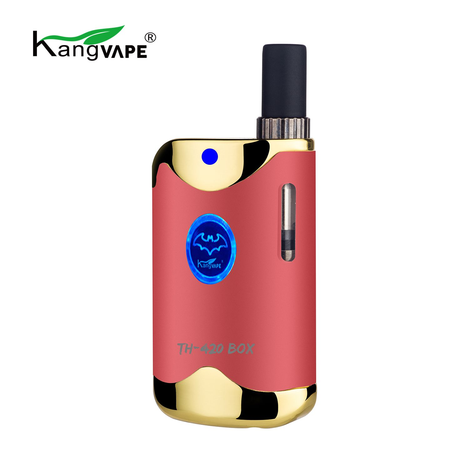 2018 Kangvape disposable th 420 cbd coil vape pen box e cigarette china hot sale USB wireless charging Kit