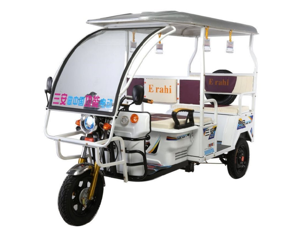 Electric Auto Rickshaw Spare Parts/ Battery Rickshaw Parts
