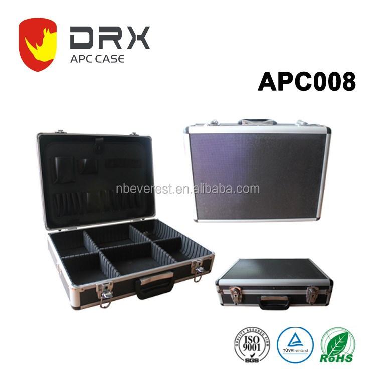 Aluminio malet n port til caja de herramientas cajas de - Maletin de aluminio para herramientas ...