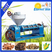 low residue full automatic type tiger nut oil press machine