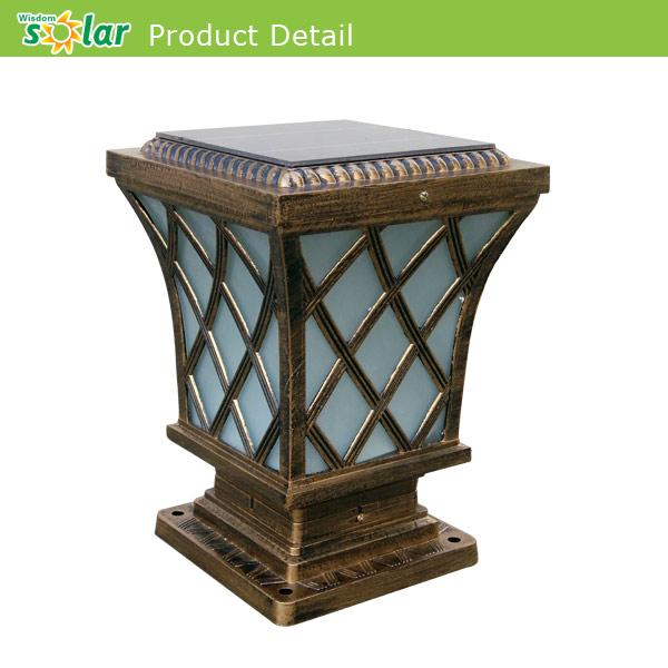 Decorative Light Post