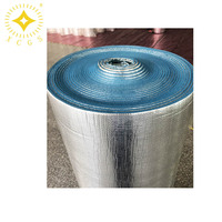 EPE foam thermal insulation material, roof heat insulation rolls laminated with aluminum foil