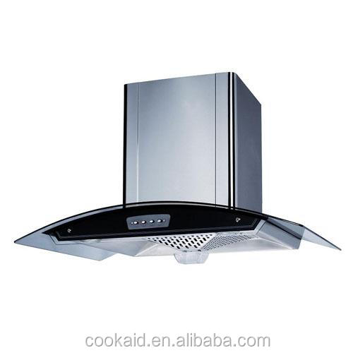 Chinese style kitchen smoke grease extractor cooker hood