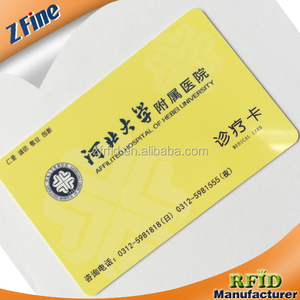 Contact Smart Medicare Card/Health Care Card Manufacturer zfine