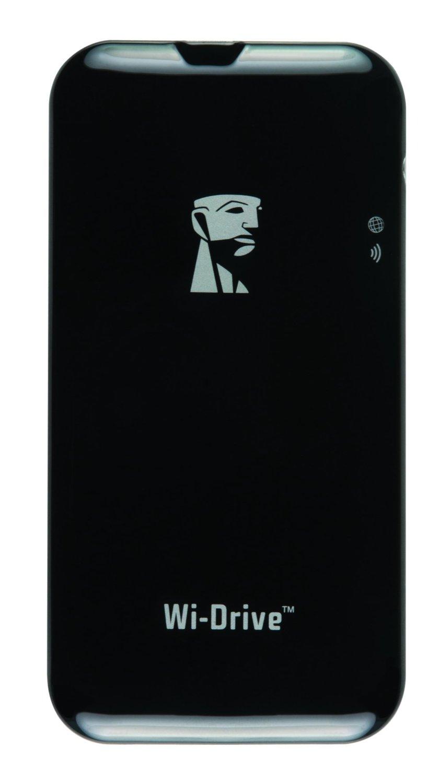 Kingston Wi-Drive 64GB Wireless Flash Storage