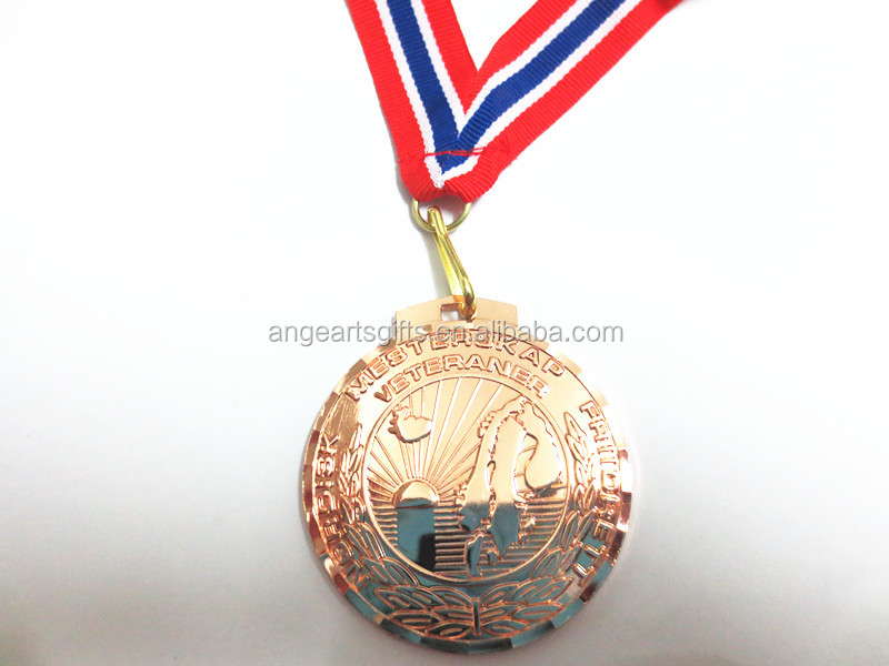 1st First Place Custom Enamel Gold Medals With Embossed Area Stickers Logo  - Buy Gold Silver Bronze Medals,Custom Medals No Minimum Order,Custom