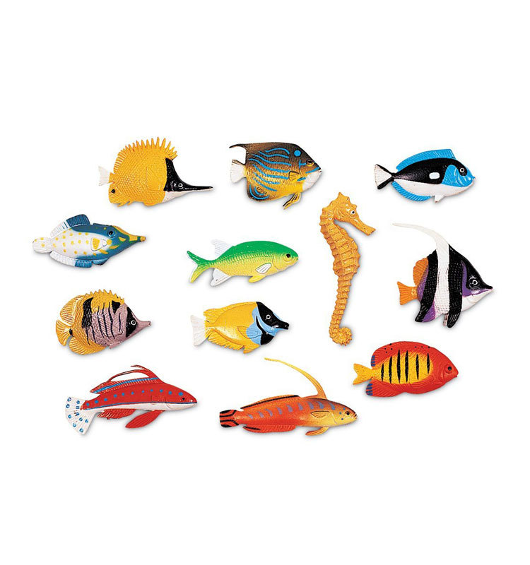 Low price mini plastic fish toy oranda goldfish buy for Small plastic fish