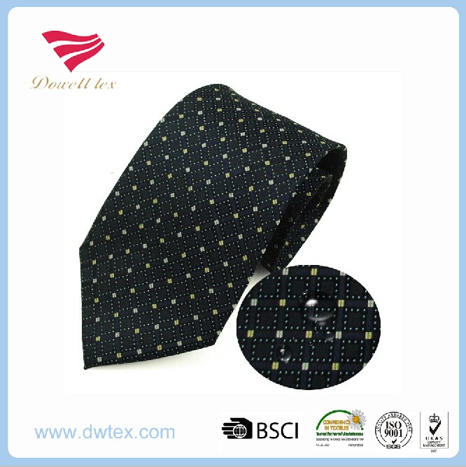 2019 New Arrival Promotional Polyester Jacquard Fashion Satin Necktie