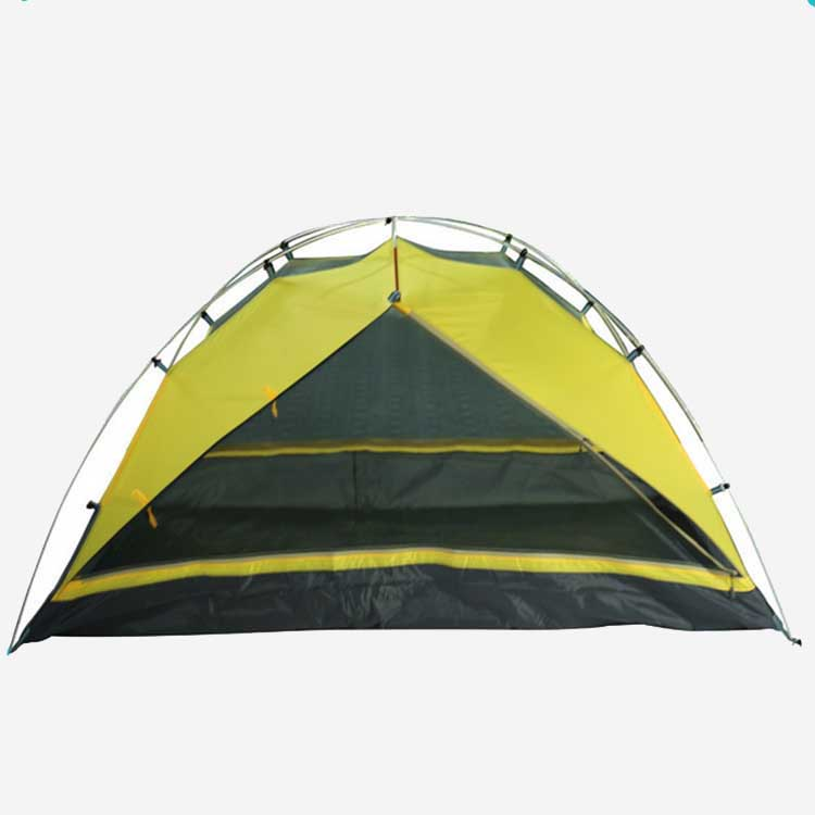 OEM CE approved safety single 층 야외 방수 2 인 컬러 풀 한 camping tent 대 한 성인