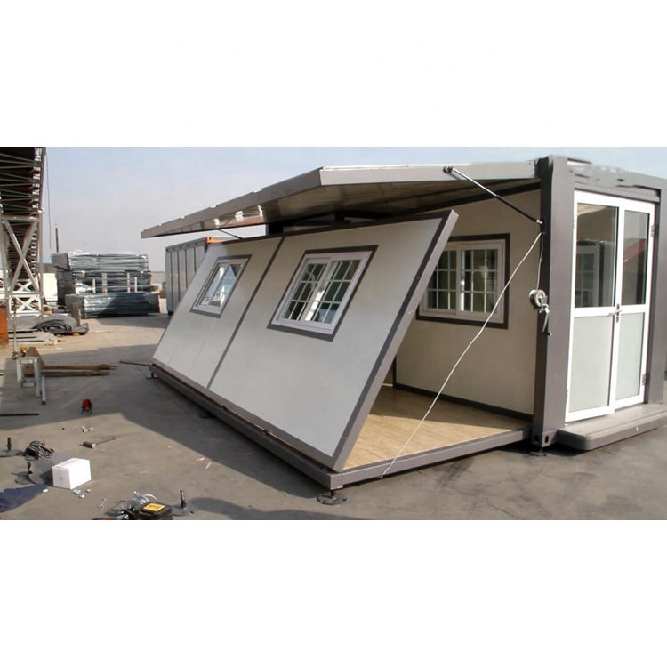 19ft x 20ft portable house foldable container home