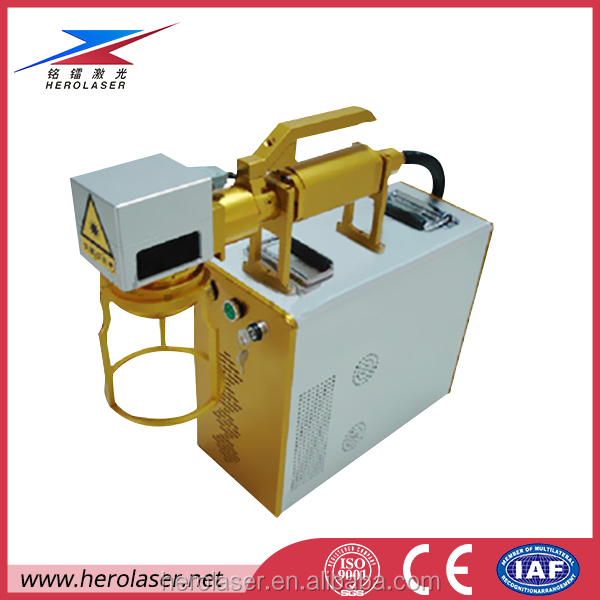 Portable Fiber Laser Marking Machine For Malaysia Market - Buy Hot ...