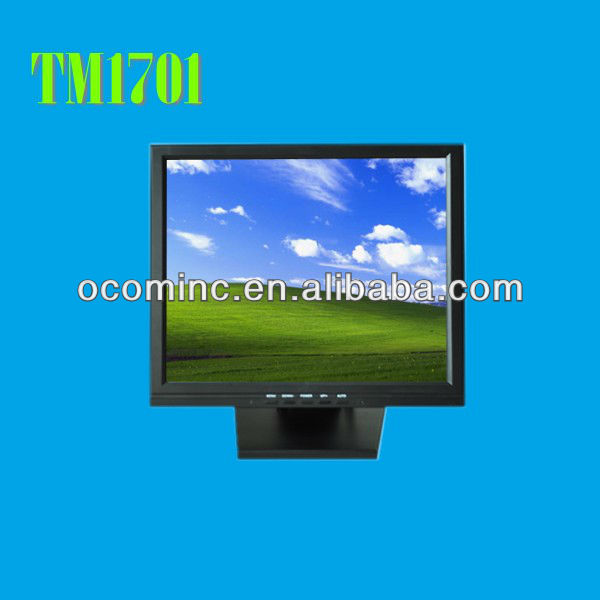 PC Display Touch Screen 17 Inch Big Monitor