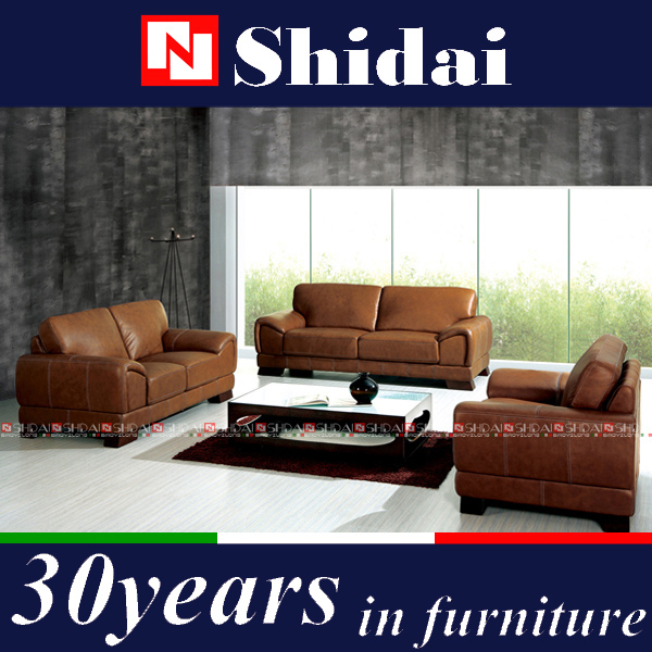 single seat sofa furniture / modern italian leather sofa model / europa sofa 941
