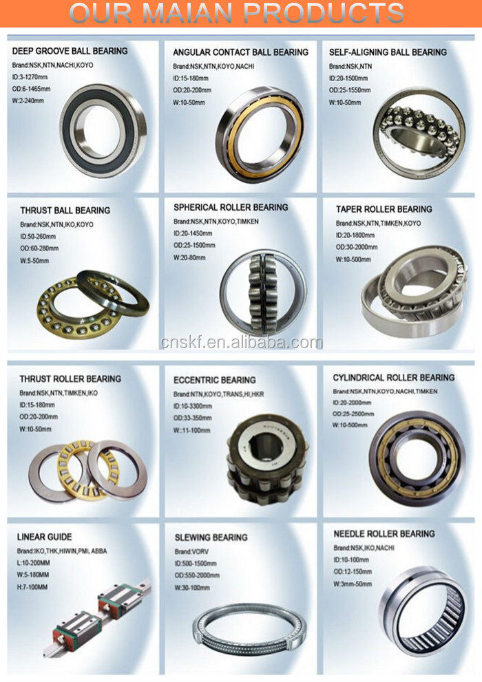 Auto Air Conditioner Bearing 32bd4718
