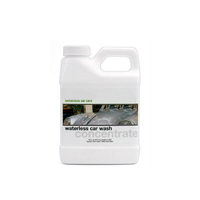 Super Polymer Eco-friendly Non-wax Waterless Car Wash Concentrate