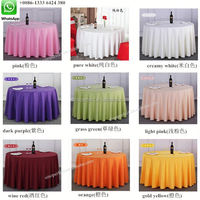 cheap round tablecloth
