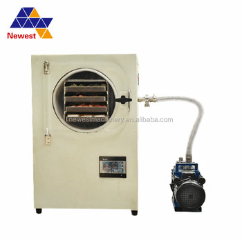 Easy To Operate Freeze Dried Food Making Machinehome Freeze Drying