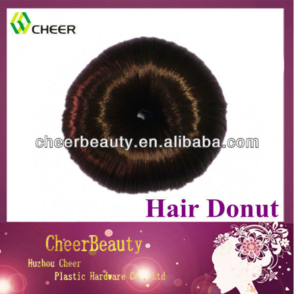 Factory direct sale hair bun for black women