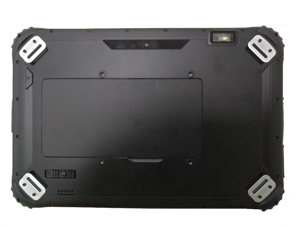 Supereme CPU Intel Z8300 quad-core 12.2inch rugged tablet pc ip65 with 4G/NFC/Barcode scanner/RS323/RJ45 rugged tablets