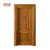 Italian antique solid wood panel door design