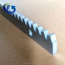 China Manufacturer Custom 45 Steel CNC Milling Tooth Automatic Gate Gear Rack