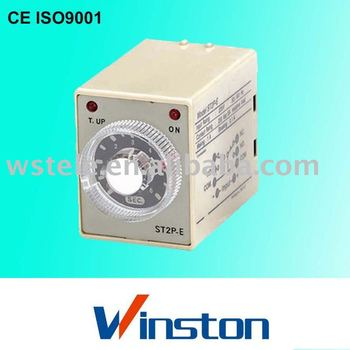 ST2P-E adjustable time delay relay