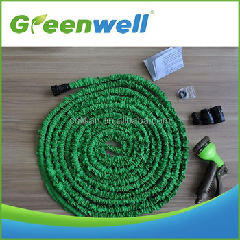 Xxx Hose Expanding Garden Water Hose Pipe,brass Fitting Expandable Garden  Hose Flexible, Hot