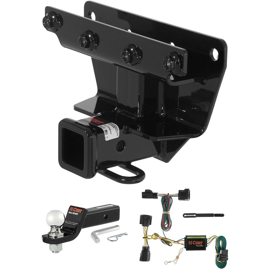 "CURT Class 3 Hitch Tow Package with 2-5/16"" Ball for 2006-2010 Jeep Commander"