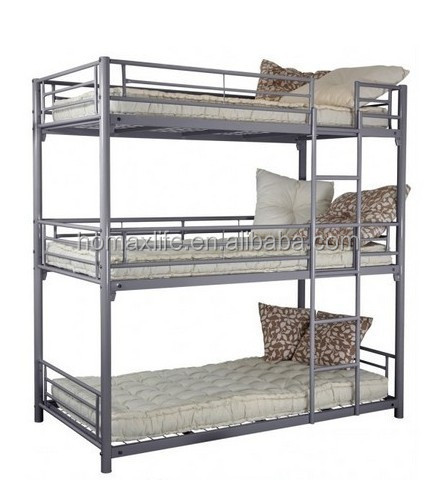 Military Triple Bunk Beds