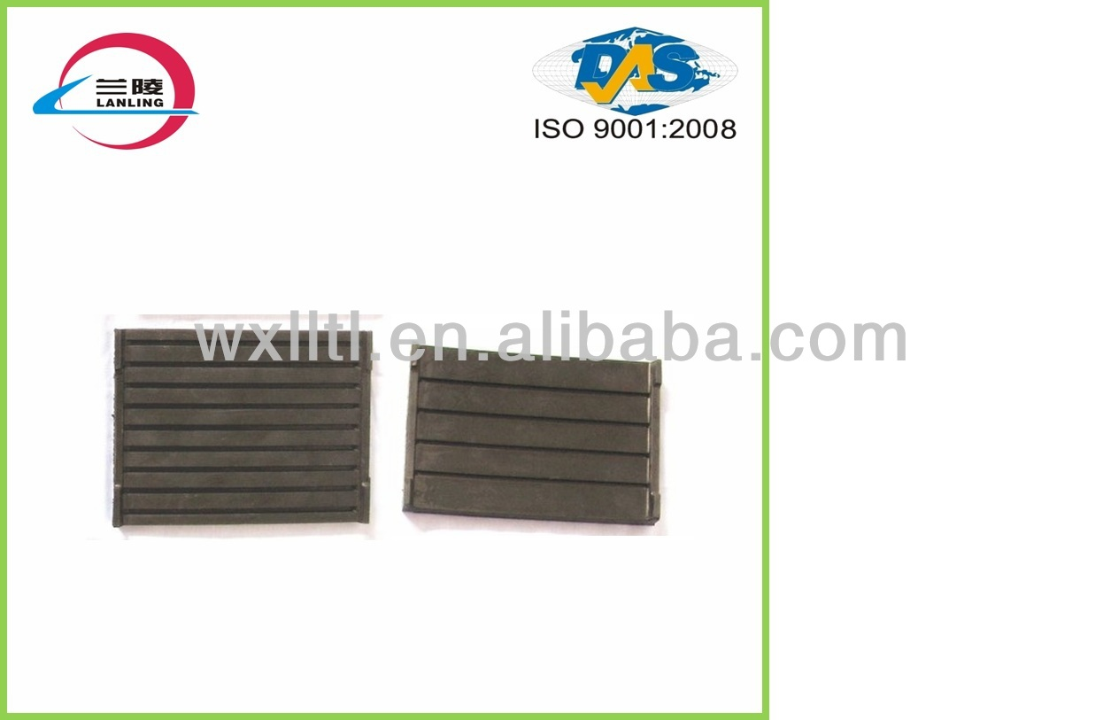 High quality railway track rubber pad