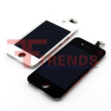 wholesale price electronic product touch screen monitor spare parts for apple iphone 4 CDMA 4S 4G lcd digitizer