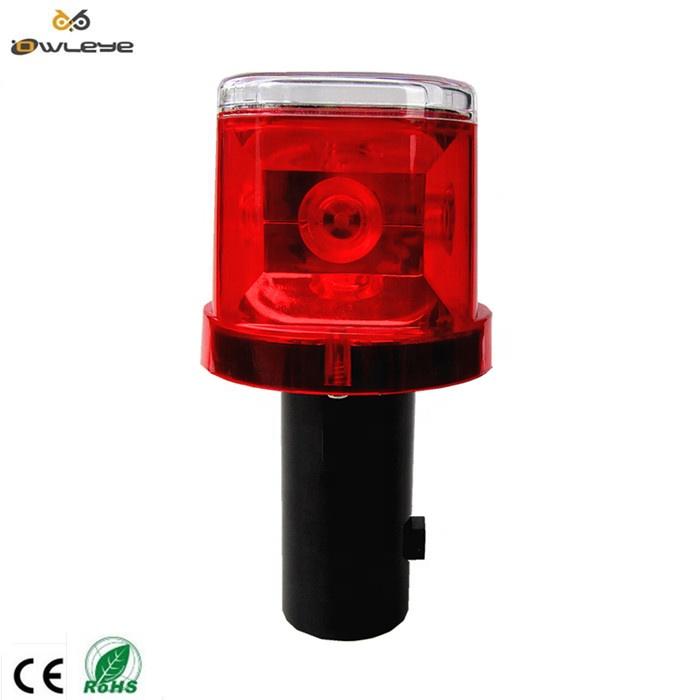 Super Bright Led Road Hazard Skip Light Flashing Scaffolding Traffic Cone Safety Strobe Emergency Road Light Warning Lamp Traffic Light
