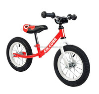2018 new design Kid Balance Bike No Pedal Push Bicycle, 12 Inch, China factory