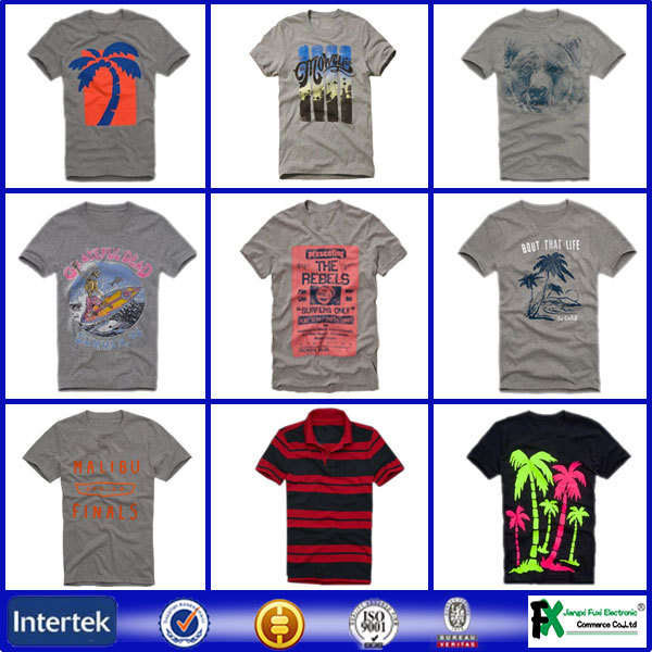 manufacturers in tirupur sublimation cut and sew organic cotton t shirt