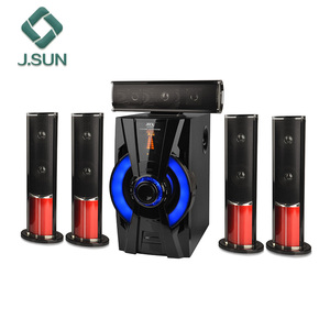 Private mold BT 5.1 subwoofer speaker home surround sound system