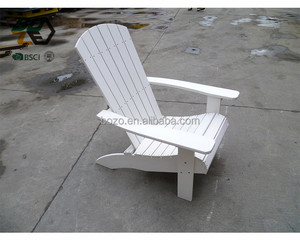 BOZE Garden outdoor furniture recycled plastic adirondack chair