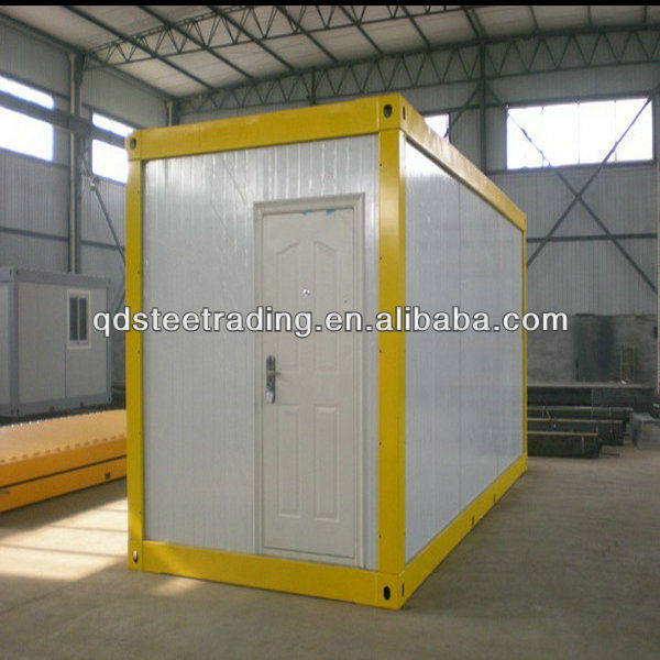 all around the world popular container house