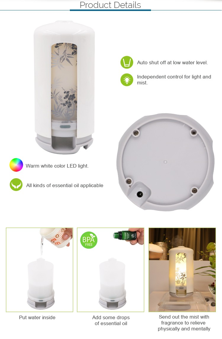 China Gold Supplier Nice Canada 100 Ml Soto Aroma Diffuser Best ...