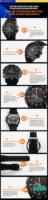 Skmei Solar Watch Instructions Relojes Hombre Analog Digital Watch ...